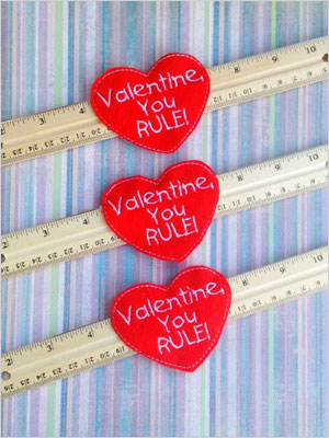 You rule valentine | Sheknows.com