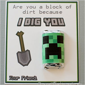 Minecraft valentine | Sheknows.com