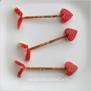 Cupid's arrows | Sheknows.com