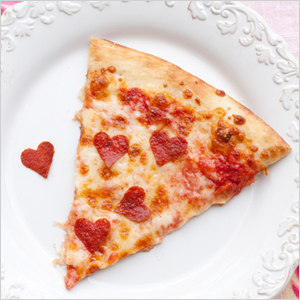 Valentine's Day pizza | Sheknows.com