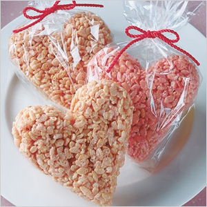 Sweet heart krispie treats | Sheknows.com