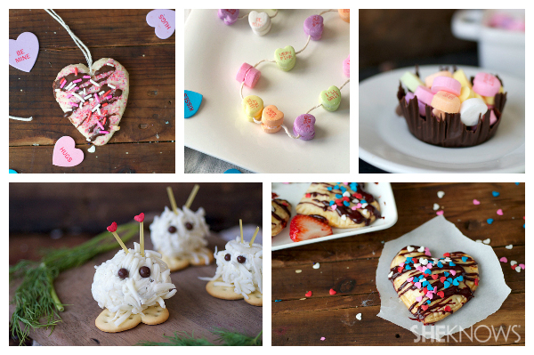Valentine food crafts | Sheknows.com