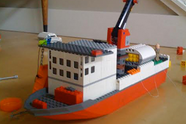 Legos Deadliest Catch fishing boat | Sheknows.com
