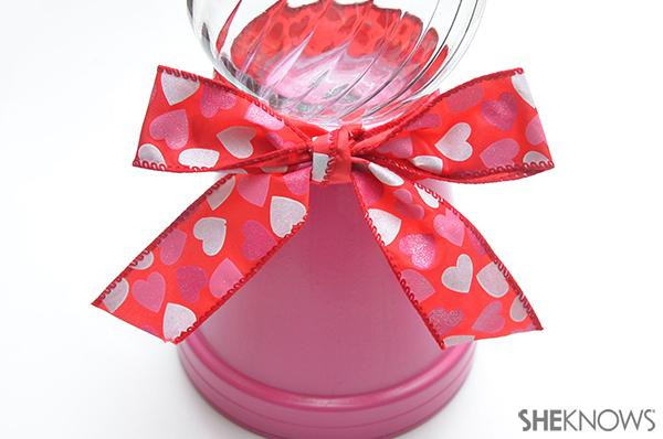 Adorable Valentine candy storage