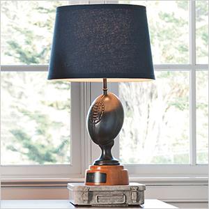 NFL lamp base   Sheknows.com