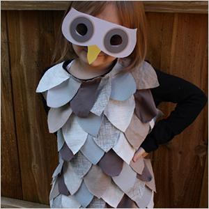Dress-up idea owl craft | Sheknows.com