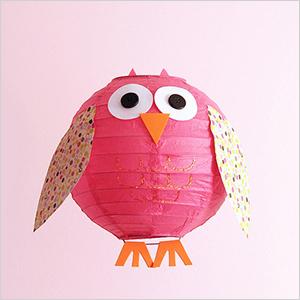 Lantern owl craft | Sheknows.com