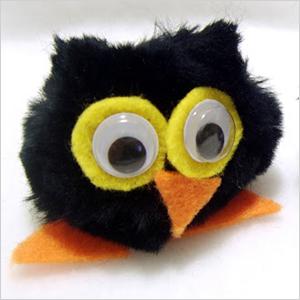 Pom pom owl craft | Sheknows.com