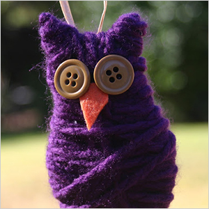 Have a hoot with these cute crafts