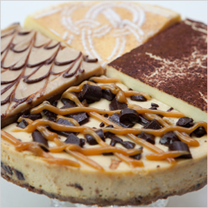 Miss NiNi's Create Your Own 4-in-1 Cheescake | Sheknows.com