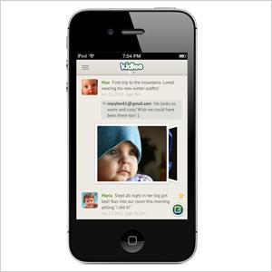 Kidlee baby memory app | PregnancyAndBaby.com