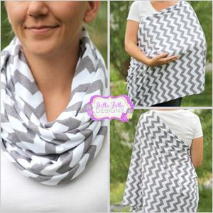 Nursing scarf | PregnancyAndBaby.com