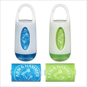 Scented diaper disposal bags | PregnancyAndBaby.com