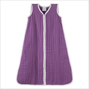 Aden + Anais muslin sleeping bag | PregnancyAndBaby.com
