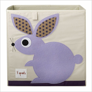 Rabbit storage box | PregnancyAndBaby.com