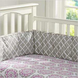 Dhalia nursery bedding | PregnancyAndBaby.com