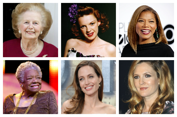 These famous ladies speak from the heart