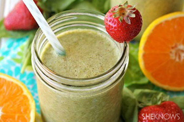 Healthy green smoothie | Sheknows.com