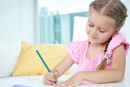 Do preschoolers and homework mix?