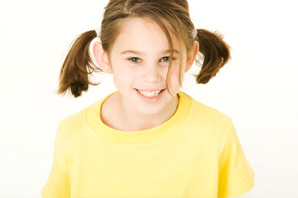 Young girl with pigtails | Sheknows.com