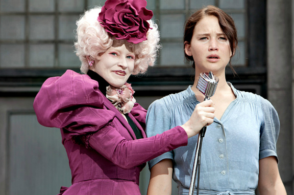 Hunger Games Effie
