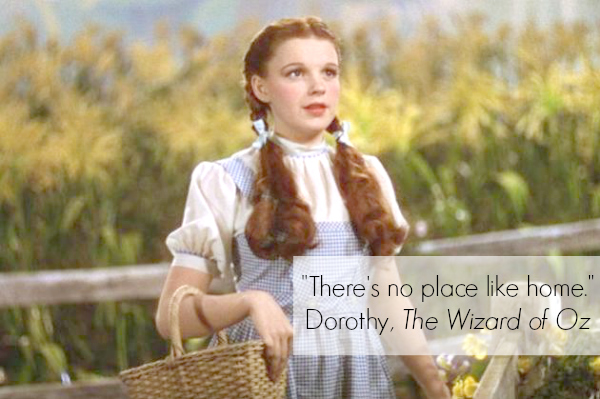 The Wizard of Oz inspirational quote