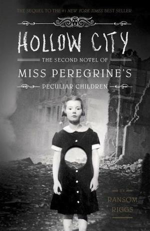 Miss Peregrine's movie, Book 3 in works