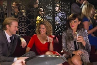 Ron, Jessica and Liv in ABC's Mixology