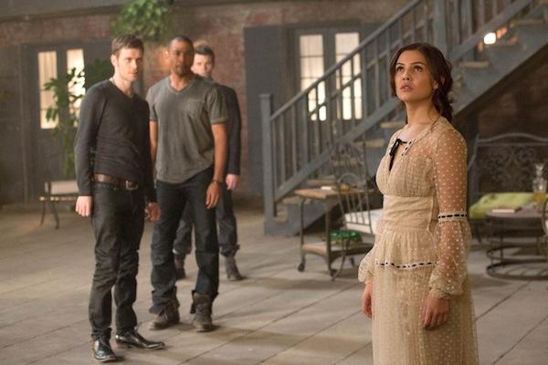 Davina rebels against the vampire on The Originals