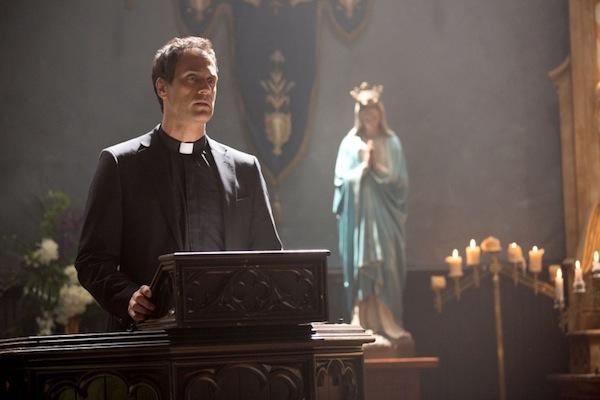 Father Kieran in The Originals