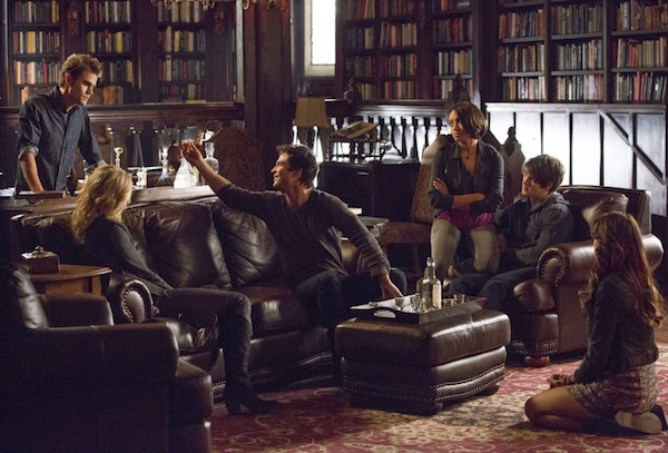 The Vampire Diaries celebrates its 100th Episode