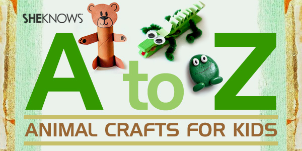 Fun crafts that make kids go wild!
