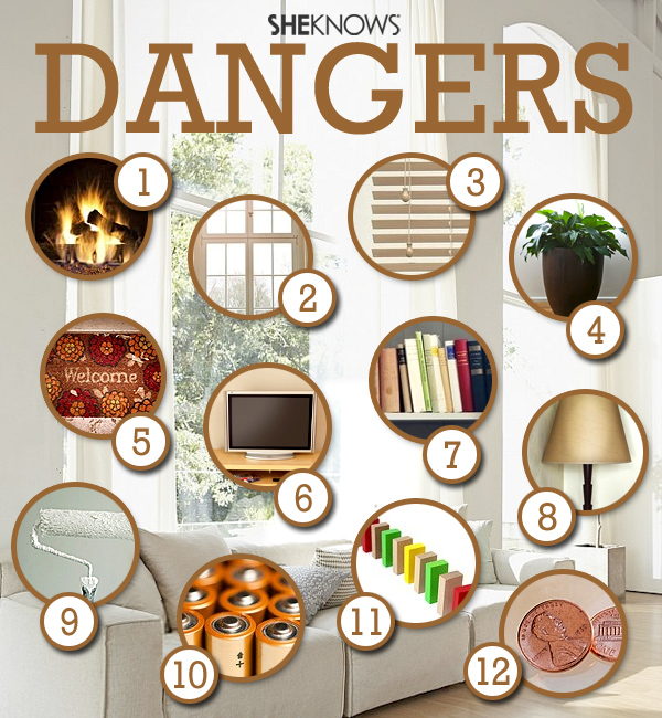 12 Things In Your Living Room That Can Kill Your Toddler