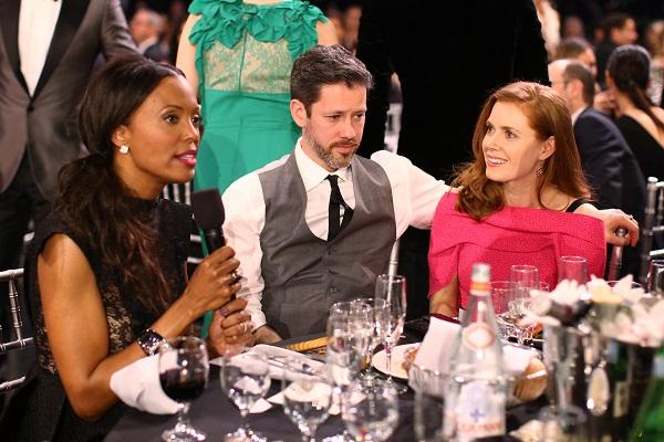 Aisha Tyler hosting 2014 Critics' Choice Awards