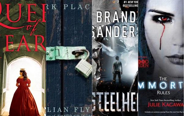 Top 10 Heroines in Books