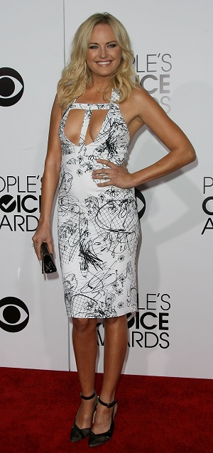 Malin Akerman at the 2014 People's Choice Awards