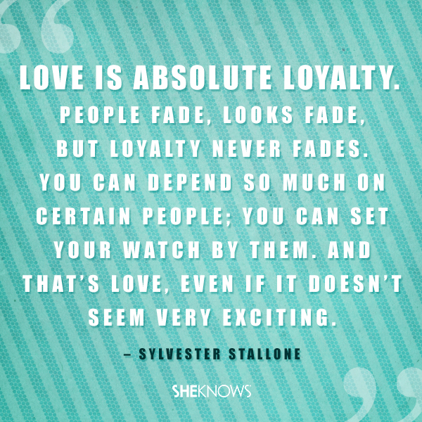 Love And Loyalty Quotes. QuotesGram