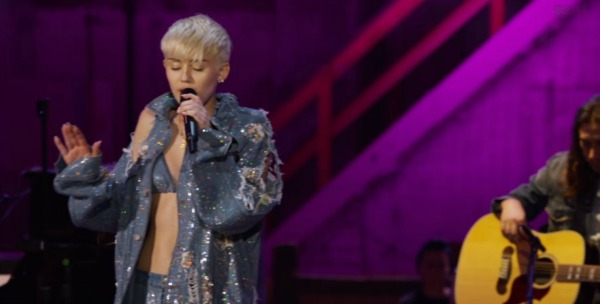 Miley Cyrus Unplugged