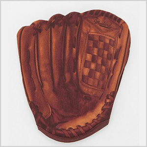 Home Run Oven Mitt