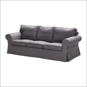 Ektorp upholstered sofa