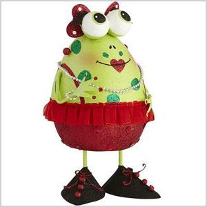 Froggy girl