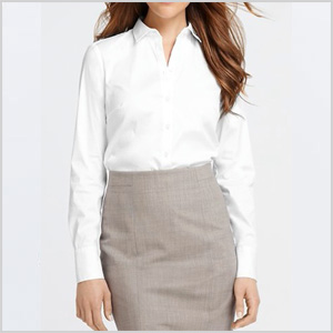 Button down cotton shirt