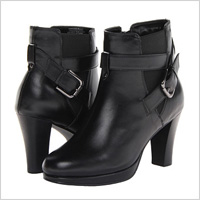 Short ankle boots