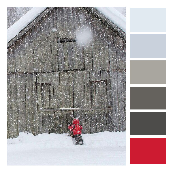 12 Winter Color Palettes For Your Kitchen Page 2