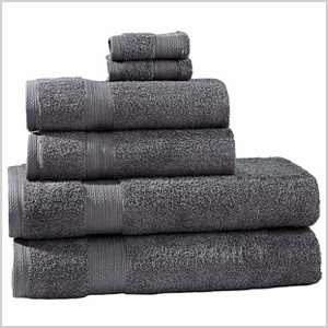 6-piece Bath Towel Set