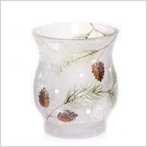 Forest Elegance votive holder