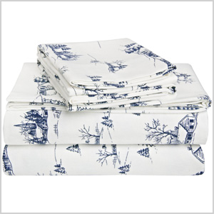 Pinzon 160-gram cotton flannel sheet