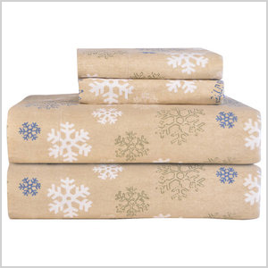 Pointehaven flannel sheet