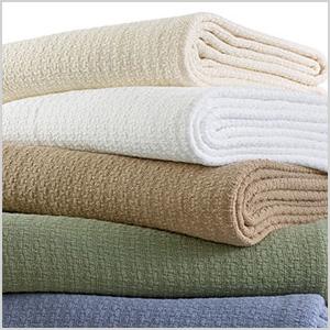 Ralph Lauren Classic Cotton Blankets