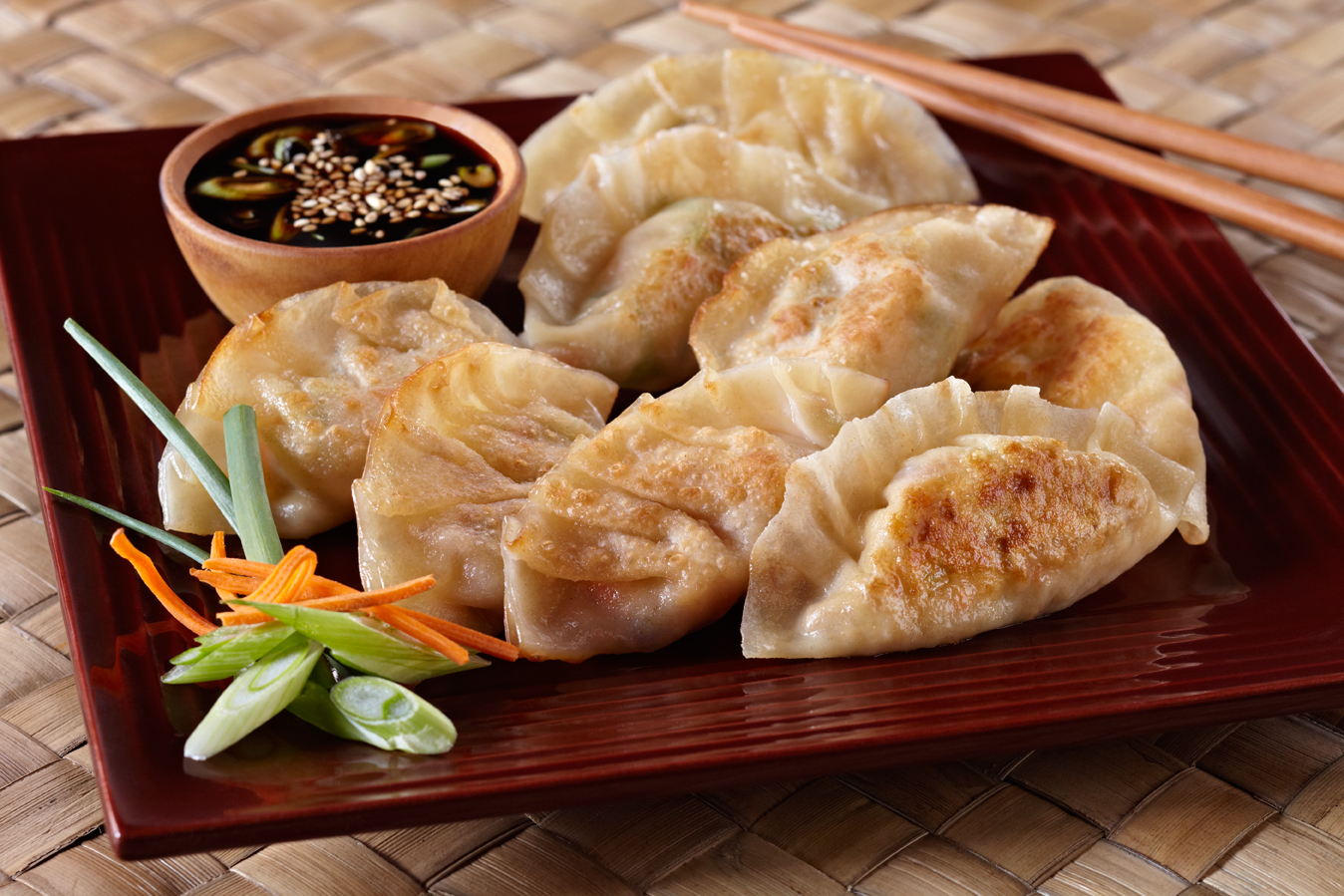 Chinese Tofu Dumplings
